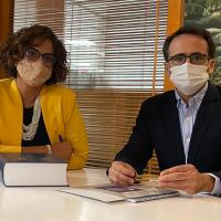 Acuerdo de colaboración entre AFIENS y OPTIMIZA-CAPITAL