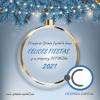 Felices Fiestas y próspero año 2021